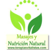 imagen de masaje y nutricion natural
